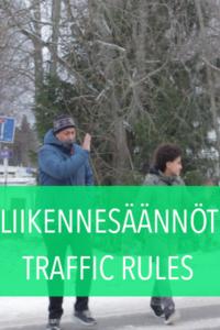 Liikennesäännöt