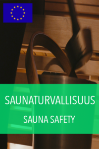 Saunaturvallisuus