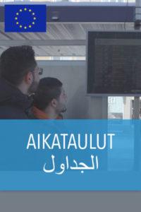 aikataulut-arabia