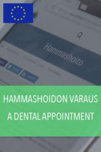 hammashoidon varaus