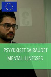 psyykkiset sairaudet