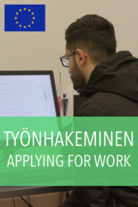 tyonhakeminen